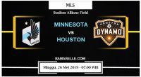 Prediksi Bola Jitu Minnesota United Vs Houston Dynamo 26 Mei 2019