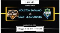 Prediksi Bola Jitu Houston Dynamo Vs Seattle Sounders 28 Juli 2019