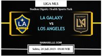 Prediksi Bola Jitu LA Galaxy Vs Los Angeles 20 Juli 2019