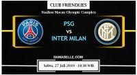 Prediksi Bola Jitu Paris Saint Germain Vs Inter Milan 27 Juli 2019