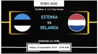 Prediksi Bola Jitu Estonia Vs Belanda 10 September 2019