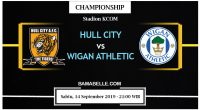 Prediksi Bola Jitu Hull City Vs Wigan Athletic 14 September 2019