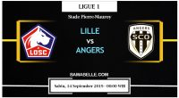 Prediksi Bola Jitu Lille Vs Angers 14 September 2019
