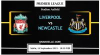 Prediksi Bola Jitu Liverpool Vs Newcastle United 14 September 2019