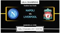 Prediksi Bola Jitu Napoli vs Liverpool 18 September 2019