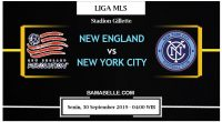 Prediksi Bola Jitu New England Vs New York City 30 September 2019