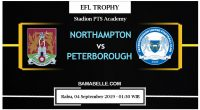 Prediksi Bola Jitu Northampton Town vs Peterborough United 04 September 2019