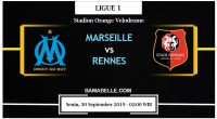 Prediksi Bola Jitu Olympique Marseille Vs Rennes 30 September 2019