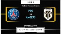 Prediksi Bola Jitu Paris Saint Germain Vs Angers 05 Oktober 2019