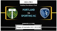 Prediksi Bola Jitu Portland Timbers Vs Sporting KC 08 September 2019