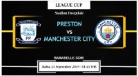 Prediksi Bola Jitu Preston North End vs Manchester City 25 September 2019