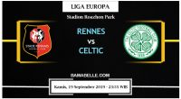 Prediksi Bola Jitu Rennes Vs Celtic 19 September 2019