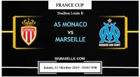 Prediksi Bola Jitu AS Monaco Vs Olympique Marseille 31 Oktober 2019