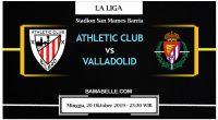 Prediksi Bola Jitu Athletic Club vs Real Valladolid 20 Oktober 2019