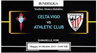 Prediksi Bola Jitu Celta Vigo vs Athletic Club 06 Oktober 2019