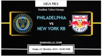 Prediksi Bola Jitu Philadelphia Union Vs New York RB 21 Oktober 2019